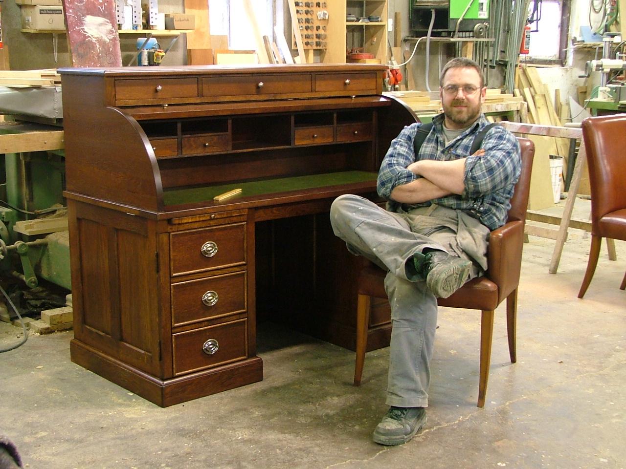 Marcel Sanders, meubelmaker Zuidwolde.