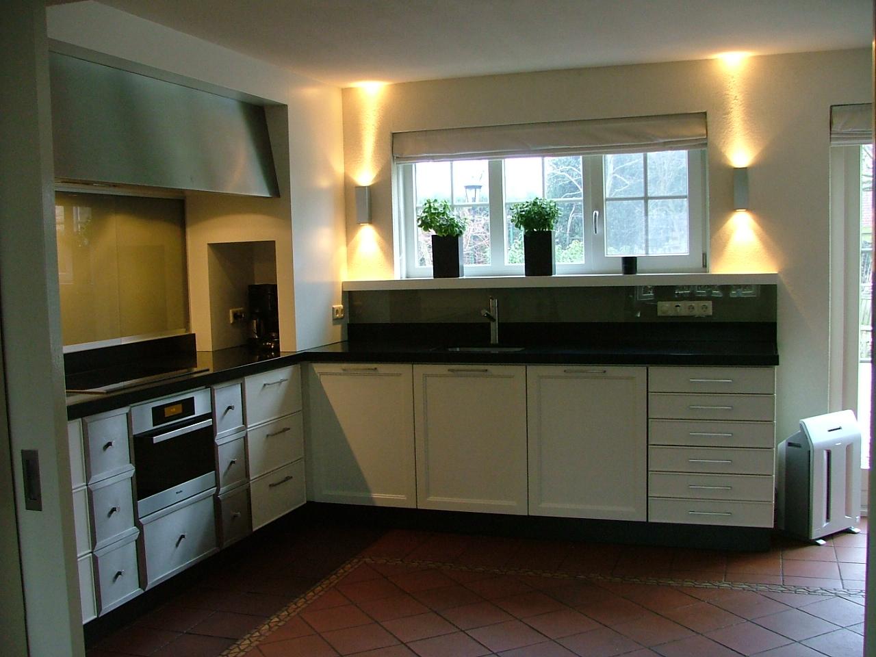 Keuken op maat met modern design.