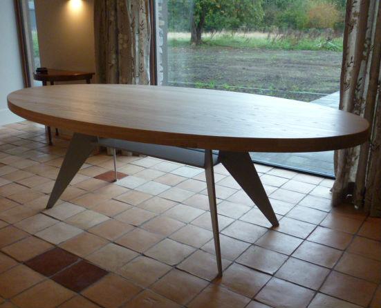 Wilt u graag tafels op maat meubelmaker marcel sanders for Tafel op maat